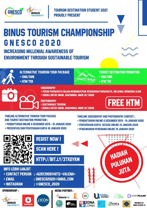 Binus Tourism Championship