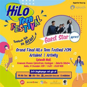 Grand Final HILO TEEN FESTIVAL 2019