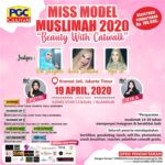 "Miss Model Muslimah 2020 ""Beauty with Catwalk"""