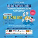 "EduCenter Blog Competition ""Pendidikan Sebagai Kunci Pengautan Peran Perempuan"""