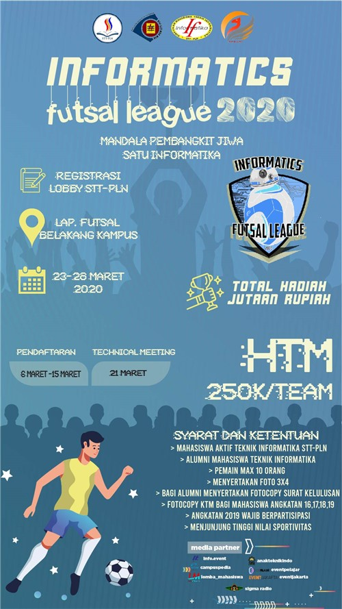 Informatics Futsal League 2020