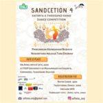 "SANDCETION : SEASON 4 ""Pancarkan Keindahan Budaya Nusantara Melalui Tari Daerah"""