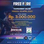 Free Fire Battleground Tournament Online