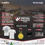 Virtual Runtastic 2020